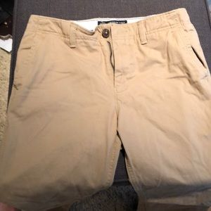 Tan chinos great shape barely worn